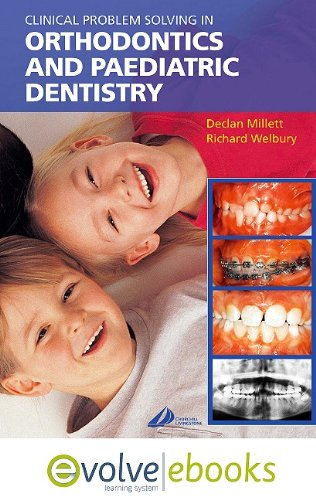 9780702041495: Clinical Problem Solving in Orthodontics and Paediatric Dentistry