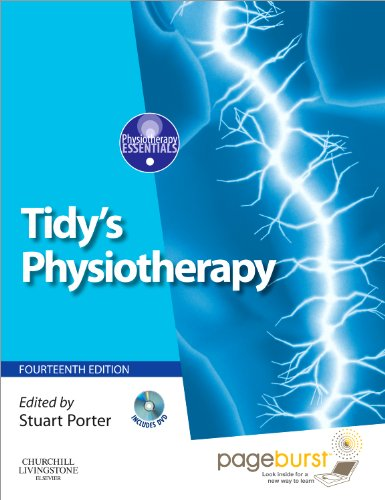 9780702041587: Tidy's Physiotherapy: with PAGEBURST Access, 14e (Physiotherapy Essentials)