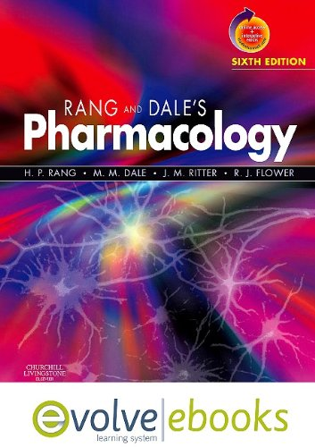 9780702041624: Rang & Dale's Pharmacology: With STUDENT CONSULT Online Access