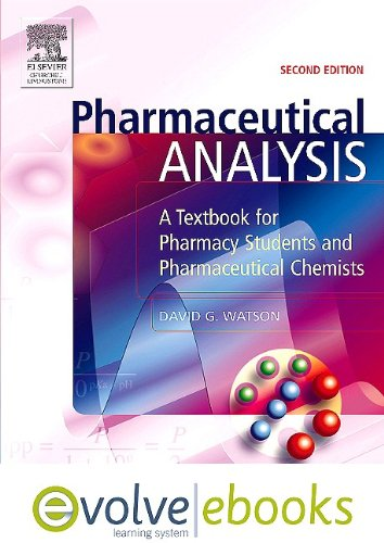 9780702041785: Pharmaceutical Analysis Text and Evolve eBooks Package: A Textbook for Pharmacy Students and Pharmaceutical Chemists