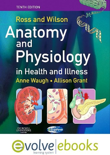 9780702041808: Ross and Wilson Anatomy and Physiology in Health and Illness