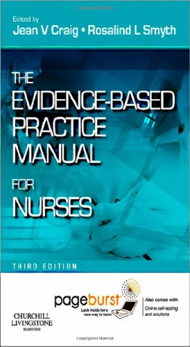 9780702041938: The Evidence-Based Practice Manual for Nurses: with Pageburst online access, 3e