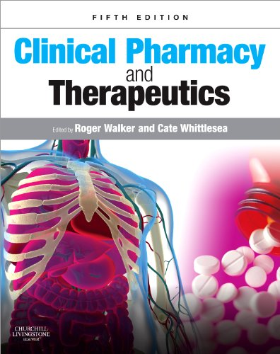 9780702042935: Clinical Pharmacy and Therapeutics, 5e (Walker, Clinical Pharmacy and Therapeutics)