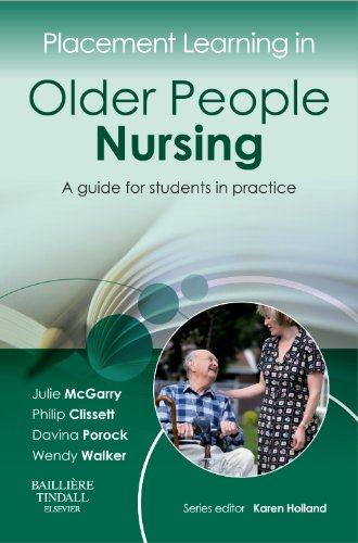9780702043048: Placement Learning in Older People Nursing: A guide for students in practice, 1e