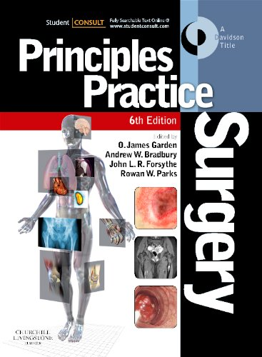 9780702043161: Principles and Practice of Surgery, 6e