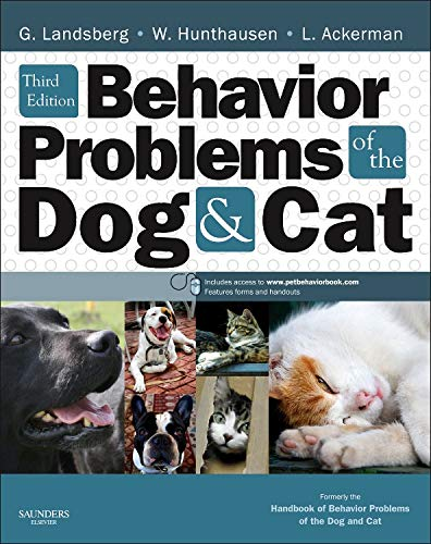 9780702043352: Behavior Problems of the Dog and Cat, 3e