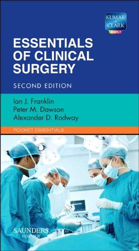 9780702043628: Essentials of Clinical Surgery, 2e (Pocket Essentials)