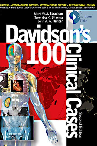 9780702044601: Davidson's 100 Clinical Cases