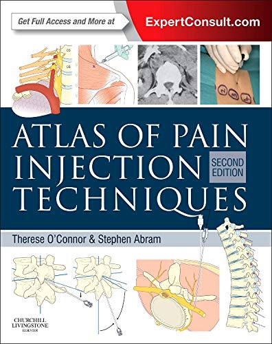 9780702044717: Atlas of Pain Injection Techniques: Expert Consult: Online and Print