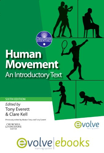 9780702044779: Human Movement With Pageburst Access: An Introductory Text