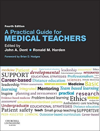 9780702045516: A Practical Guide for Medical Teachers