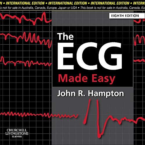 9780702046421: The ECG Made Easy, International Edition