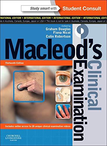 9780702047299: Macleod's Clinical Examination
