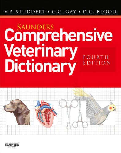 9780702047435: Saunders Comprehensive Veterinary Dictionary