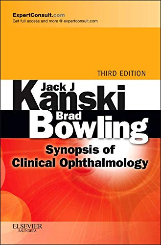 9780702050213: Synopsis of Clinical Ophthalmology: Expert Consult - Online and Print, 3e