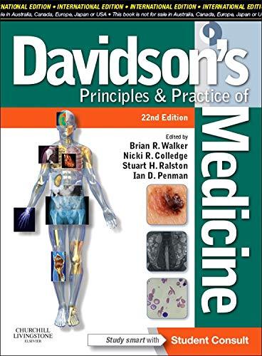 9780702050473: Davidson's Principles & Practice of Medicine 22nd Edition