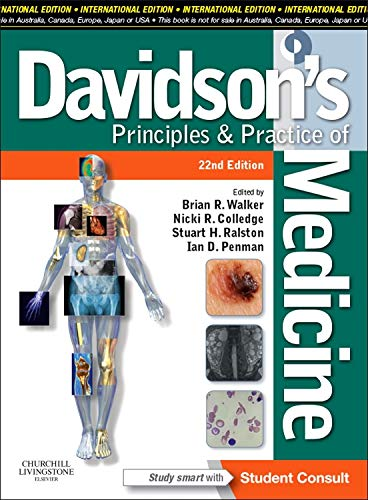 9780702050473: Davidson's Principles & Practice of Medicine 22nd Edition