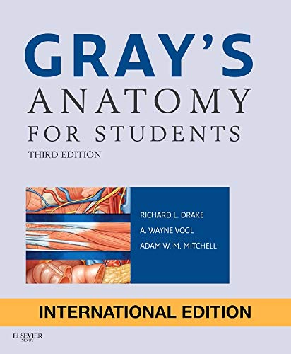 9780702051326: Gray's Anatomy for Students