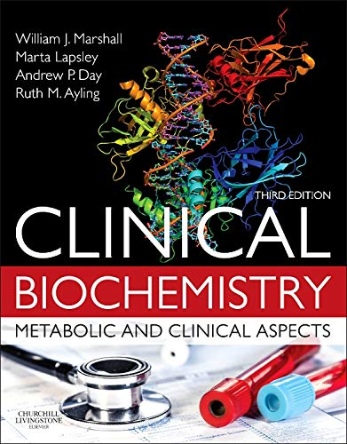 9780702051401: Clinical Biochemistry:Metabolic and Clinical Aspects, With Expert Consult access, 3rd Edition