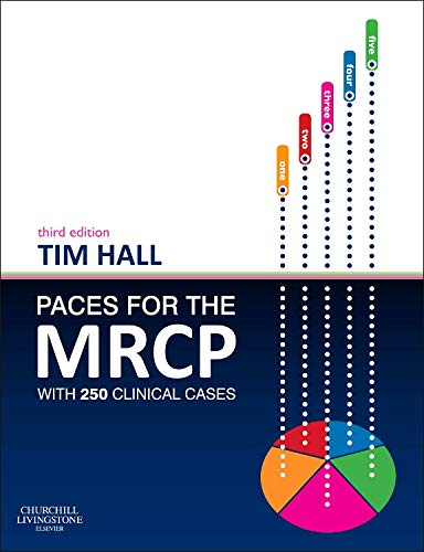 9780702051418: PACES for the MRCP: with 250 Clinical Cases, 3e