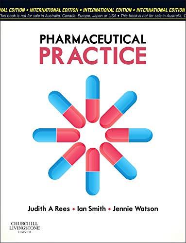 9780702051449: Pharmaceutical Practice