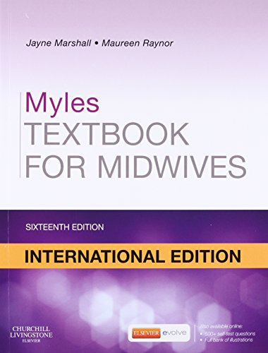 9780702051463: Myles Textbook for Midwives