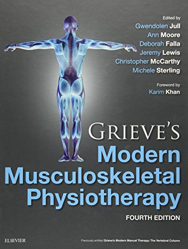 9780702051524: Grieve's Modern Musculoskeletal Physiotherapy, 4e