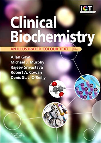 9780702051791: Clinical Biochemistry: An Illustrated Colour Text, 5e
