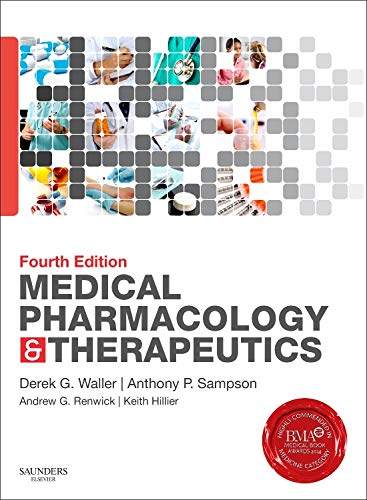 9780702051807: Medical Pharmacology and Therapeutics, 4e