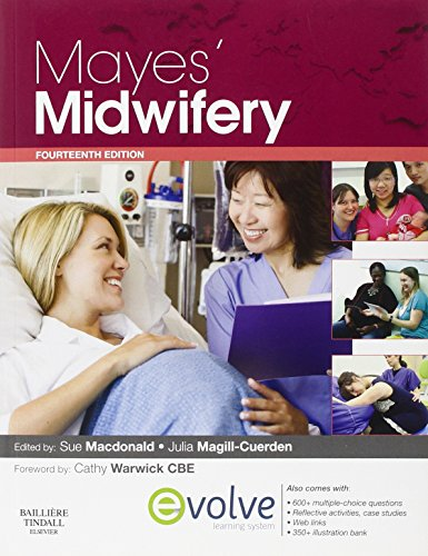 9780702052330: Mayes' Midwifery: A Textbook for Midwives, 14e