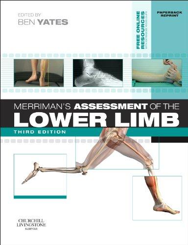 9780702052477: Merriman's Assessment of the Lower Limb: PAPERBACK REPRINT, 3e