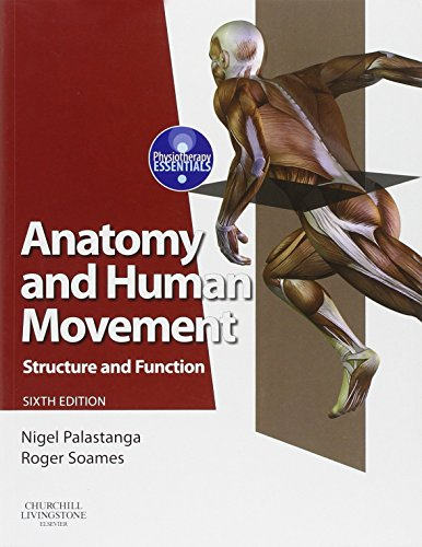 9780702053085: Anatomy and Human Movement: Structure and function, 6e (Physiotherapy Essentials)
