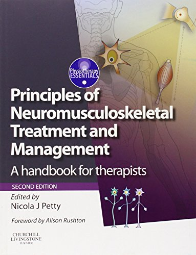 9780702053092: Principles of Neuromusculoskeletal Treatment and Management, A Handbook for Therapists, 2nd Edition