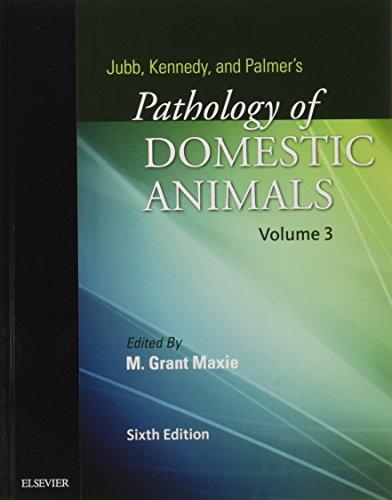 9780702053191: Jubb, Kennedy & Palmer's Pathology of Domestic Animals: Volume 3, 6e
