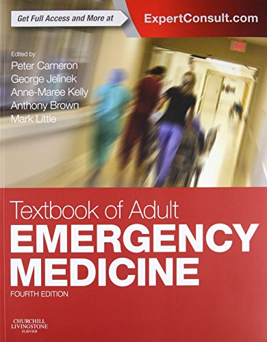 9780702053351: Textbook of Adult Emergency Medicine, 4e