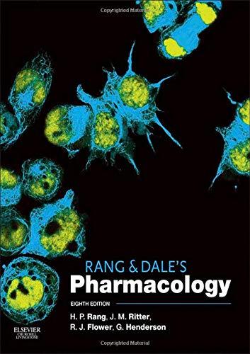 9780702053627: Rang & Dale's Pharmacology, 8e