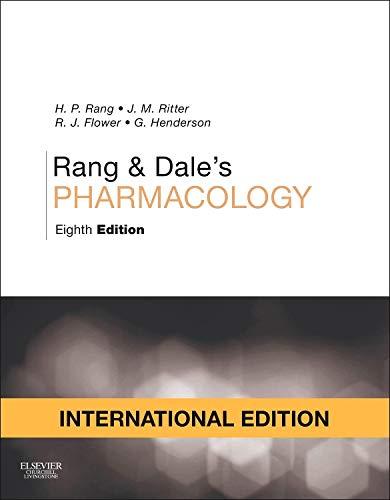 9780702053634: Rang & Dale's Pharmacology