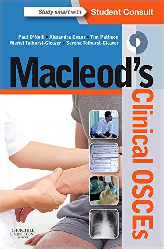 9780702054815: Macleod's Clinical OSCEs, 1e
