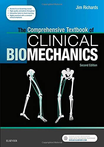 9780702054891: The Comprehensive Textbook of Clinical Biomechanics: with access to e-learning course [formerly Biomechanics in Clinic and Research], 2e: with ... Biomechanics in Clinic and Research]