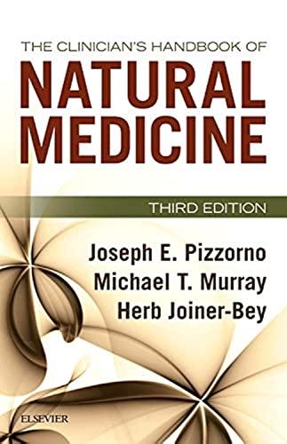 9780702055140: The Clinician's Handbook of Natural Medicine, 3e