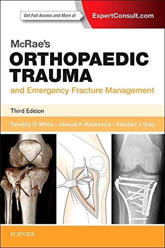 9780702057281: McRae's Orthopaedic Trauma and Emergency Fracture Management, 3e (Churchill Pocketbooks)