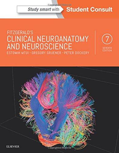 9780702058325: Fitzgerald's Clinical Neuroanatomy and Neuroscience, 7e