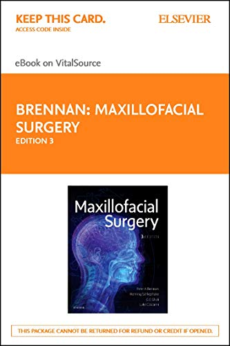 9780702060632: Maxillofacial Surgery - Elsevier eBook on VitalSource (Retail Access Card), 3e
