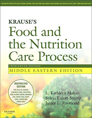 9780702061080: Krause's Food & the Nutrition Care Process - Middle Eastern Edition, 1e