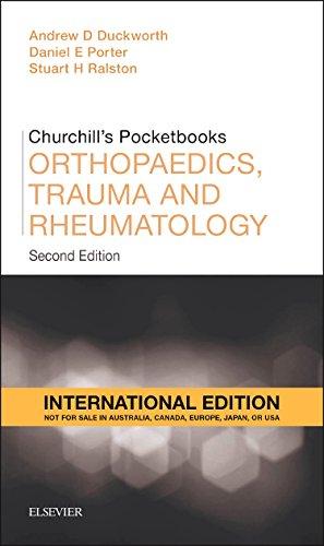 9780702063176: Churchill's Pocketbook of Orthopaedics, Trauma and Rheumatol (Churchill Pocketbooks)