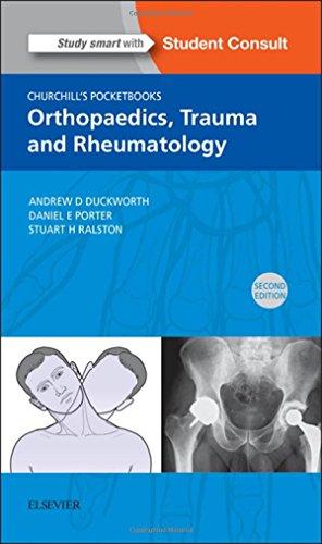 9780702063183: Churchill's Pocketbook of Orthopaedics, Trauma and Rheumatology, 2e (Churchill Pocketbooks)