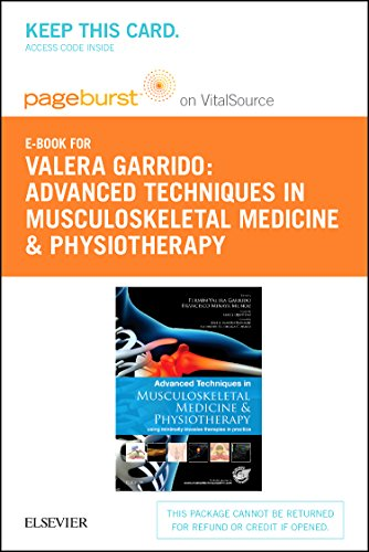 9780702065347: Advanced Techniques in Musculoskeletal Medicine & Physiotherapy - Elsevier eBook on VitalSource (Retail Access Card): using minimally invasive therapies in practice, 1e