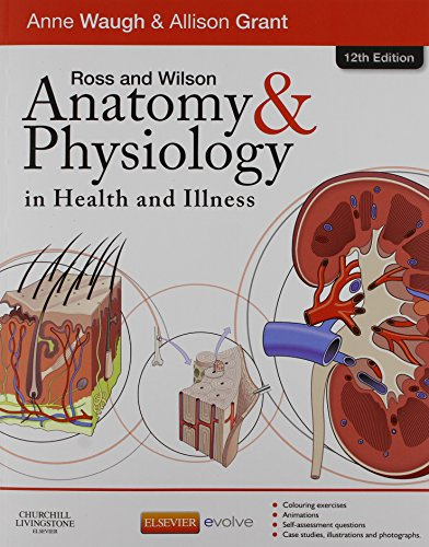 9780702065965: Ross & Wilson Anatomy and Physiology in Health and Illness - Text, Colouring Book and Workbook Package, 12e