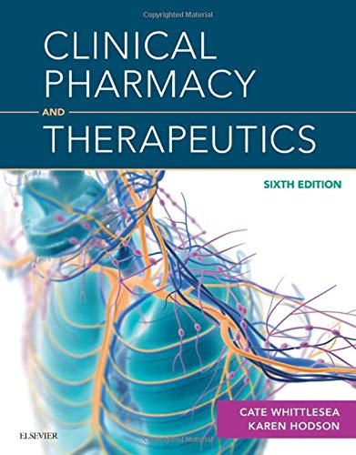 9780702070129: Clinical Pharmacy and Therapeutics, 6e