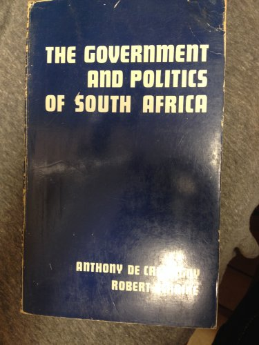 9780702109263: The Government and politics of South Africa